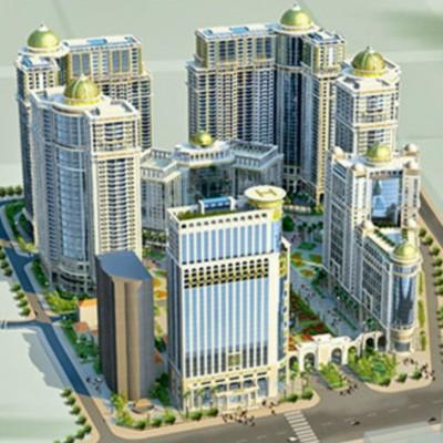 Đô thị phức hợp Royal City – Hà Nội 2013