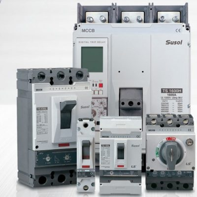 Susol Molded Case Circuit Breakers (High-end)