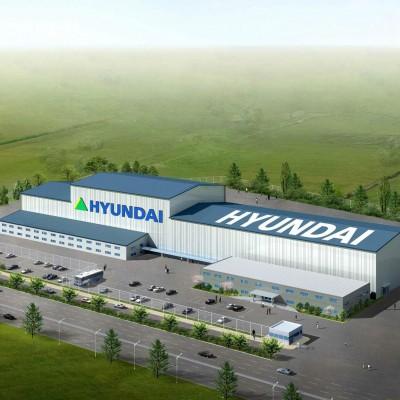 Nhà máy Huyndai Welding