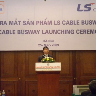 LS Cable Bus Way Launching Ceremony