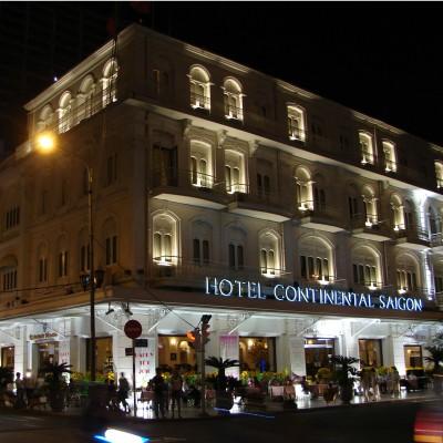 Khách sạn Continental – TP.HCM 2010