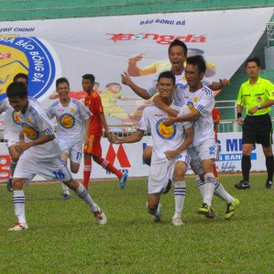 Thái Sơn Nam nhà tài trợ chính thức: VCK giải bóng đá U17 quốc gia 2013