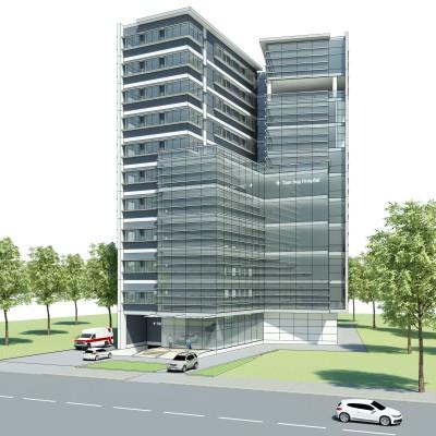 Bệnh viện Tân Hưng – TP.HCM 2014