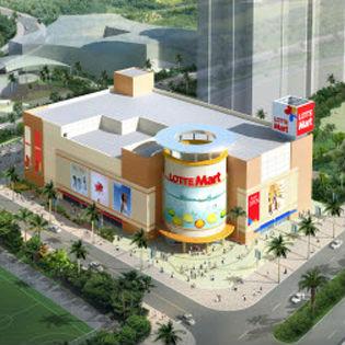 Trung tâm thương mại Lotte Đà Nẵng – 2013
