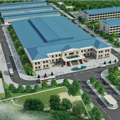 Nhà máy Glonics Việt Nam – Thái Nguyên 2013