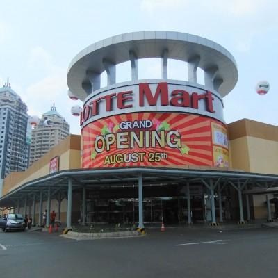 Lotte Mart Binhduong – 2013