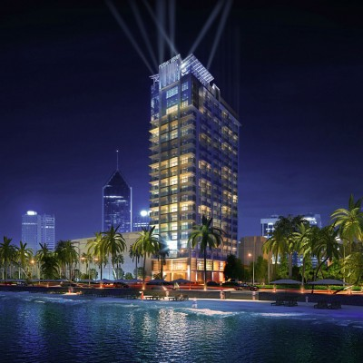 Ocean View Apartment Hotel – Danang 2013