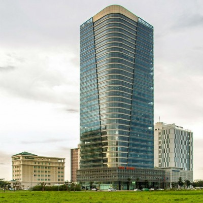 Petroland Tower – HCMC 2010
