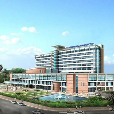 Bệnh viện Cần Thơ – 2011