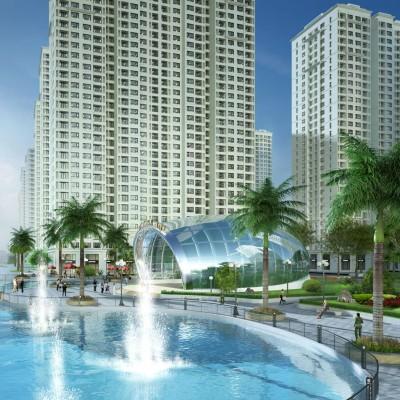 Đô thị phức hợp Times City – Hà Nội 2013