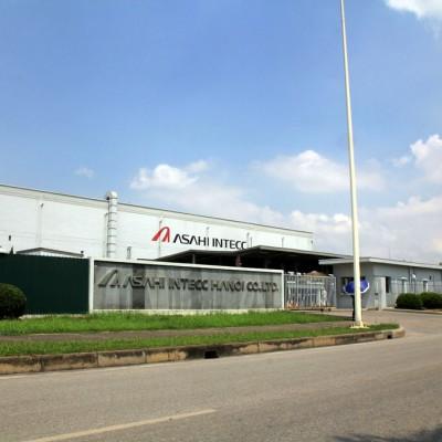 Nhà máy Asahi Intecc – Hà Nội 2013