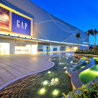 Crescent Mall – HCMC 2010
