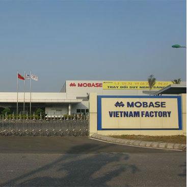 Nhà máy Mobase Việt Nam – Bắc Ninh 2013