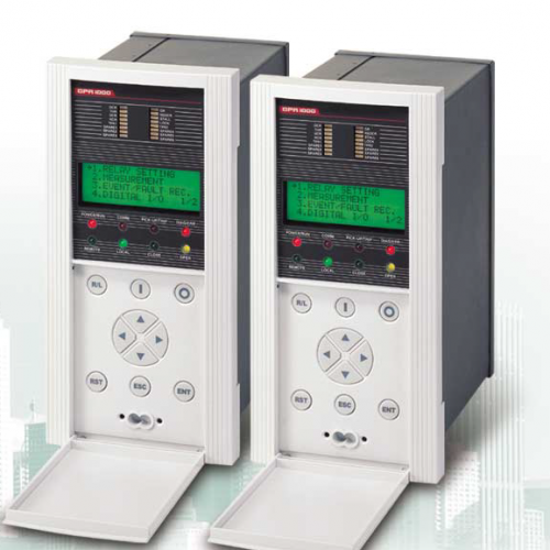 Digital Protective Relays (DPR)