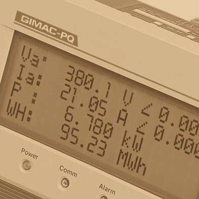 Power Quality Meters (GIMAC-PQ)