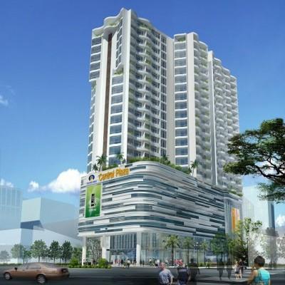 Cao ốc Central Plaza – TP.HCM 2014