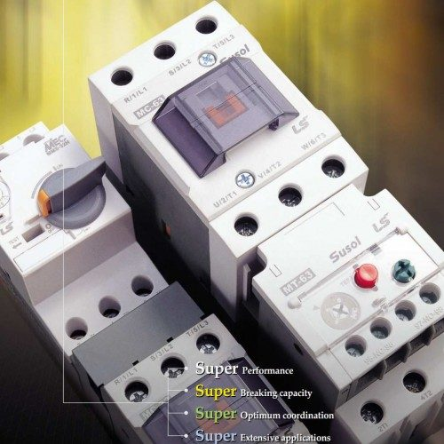 Susol Contactors & Overload Relays (up to 95A)