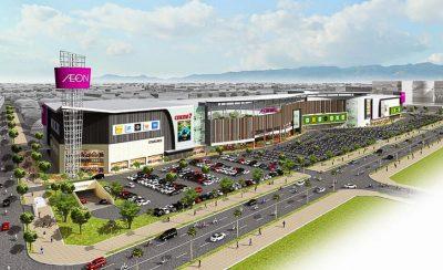 Trung tâm thương mại AEON Bình Tân – TP.HCM 2016
