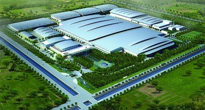 Nhà máy Dệt DELTA - Bình Định