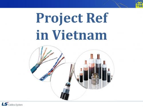 Dự án Cáp viễn thông tại Việt Nam
